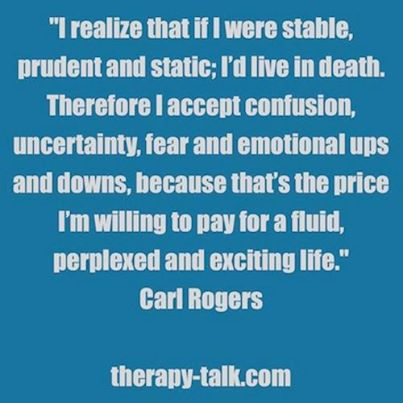 carl rogers core competencies